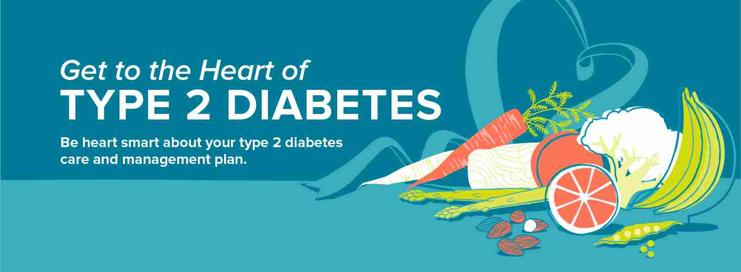 Get to the Heart of Type 2 Diabetes