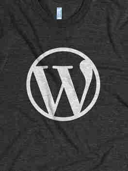 WordPress ereklyék